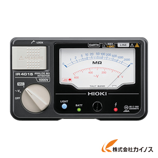 HIOKI メグオームハイテスタ IR4013-11
