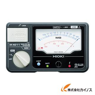 HIOKI メグオームハイテスタ IR4011-11