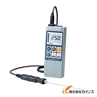 佐藤 デジタル温度計(アラーム付) SK-1260