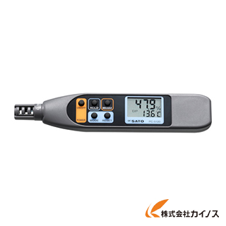 佐藤 ペンタイプ温湿度計 PC-5120 PC-5120