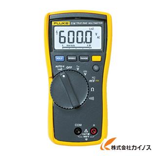 生産加工用品 低価格 激安 激安特価 送料無料 計測機器 デジタルテスタ 114 FLUKE 電気設備用マルチメーター