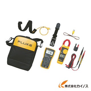 FLUKE 電気設備用マルチメーター116/323HVACコンボキット 116/323