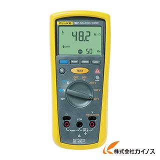 好きに カイノス デジタル絶縁抵抗計(5レンジ) 店 FLUKE 1507:三河機工-DIY・工具