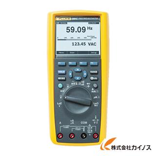 FLUKE デジタルマルチメーター289(真の実効値トレンド・キャプチャー付) 289
