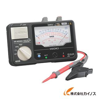 HIOKI メグオームハイテスタ IR4033-10