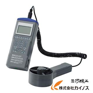 カスタム デジタル温・湿・風速計 WS-02