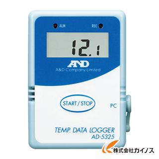 A&D 温度データーロガー 4000メモリースタート・セット AD5324SET