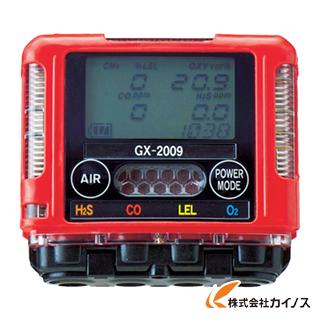 理研 ポケッタブルマルチガスモニター GX-2009-A