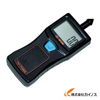 ライン精機 接触式ハンドタコメーター TM-7020