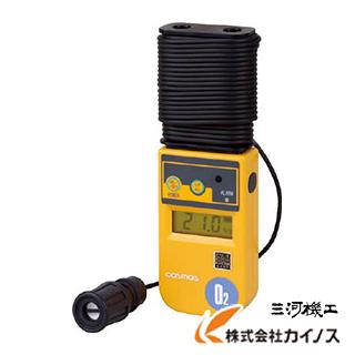 新コスモス デジタル酸素濃度計 10mケーブル付 XO-326-2SC