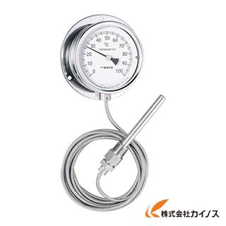 佐藤 隔測指示温度計 LB-100S 0:300℃ LB-100S-6