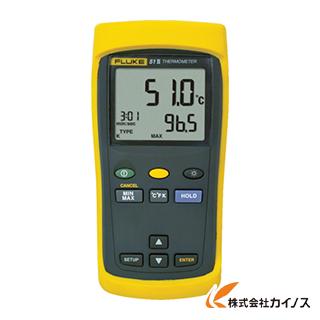 FLUKE 温度計(1チャンネル) 51-2