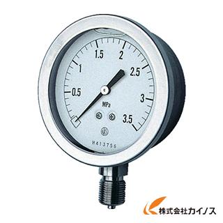 長野 グリセン入圧力計 GV51-133-1.5MP