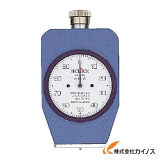 テクロック ゴム・プラスチック硬度計 GS-719N