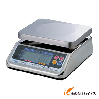 ヤマト 完全防水形デジタル上皿自動はかり UDS-1VN-WP-6 6kg UDS-1VN-WP-6