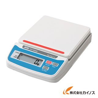 A&D コンパクトスケール 1.0G/3100G HT3000