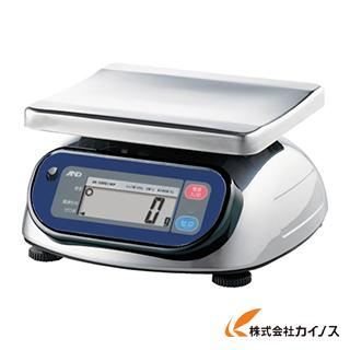 A&D 防塵防水デジタルはかり(検定付) SK10KIWP