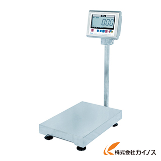 ヤマト 防水形デジタル台はかり DP-6700N-120(検定外品) DP-6700N-120