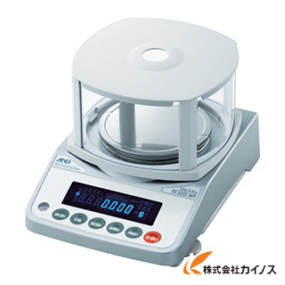 A&D 防塵・防滴型汎用電子天びん 0.01G/3200G FX3000IWP