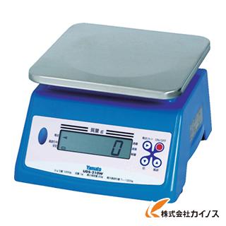 ヤマト 防水形デジタル式上皿自動はかり UDS-210W-1200G UDS-210W-1200G
