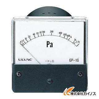 ULVAC ピラニ真空計(アナログ仕様) GP-1G/WP-16 GP1G/WP16