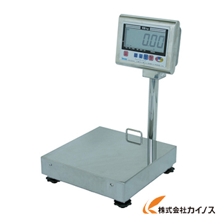 ヤマト 防水形卓上デジタル台はかり DP-6700LK-30(検定品) DP-6700LK-30
