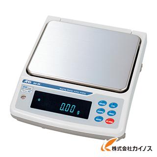 A&D 汎用電子天びん校正用分銅内蔵0.01g/8.1kg GX8K