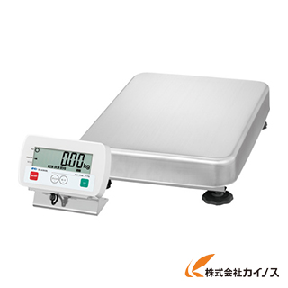 A&D 防水型デジタル台はかり 60kg/10g SE60KBL