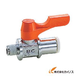 生産加工用品 流体継手 チューブ ボールバルブ ASOH 4XΦ6 おすすめ チューブジョイント型 エースボール BC-1206 セール品 PT1