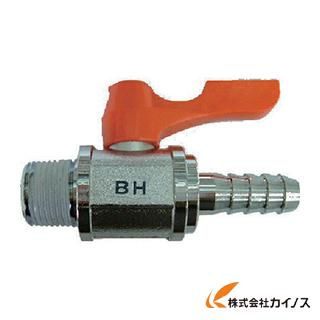 生産加工用品 流体継手 チューブ ボールバルブ ASOH エースボール ホースニップル型 低価格化 セール 特集 BH-2414 PT1 2XΦ14