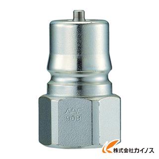 ナック クイックカップリング HP型 特殊鋼製 高圧タイプ オネジ取付用 CHP12P