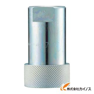 ナック クイックカップリング HP型 特殊鋼製 高圧タイプ オネジ取付用 CHP12S