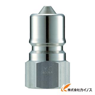 ナック クイックカップリング S・P型 ステンレス製 オネジ取付用 CSP16P3