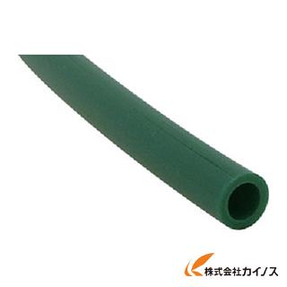 チヨダ TEタッチチューブ 16mm/100m 緑 TE-16-100