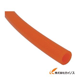 チヨダ TEタッチチューブ 16mm/100m オレンジ TE-16-100