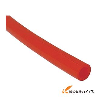 チヨダ TEタッチチューブ 16mm/100m 赤 TE-16-100