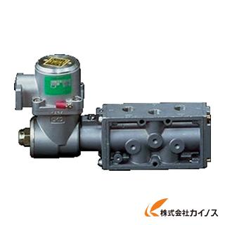 CKD パイロット式 防爆形5ポート弁 4Fシリーズ(シングルソレノイド) 4F310E-08-TP-AC200V