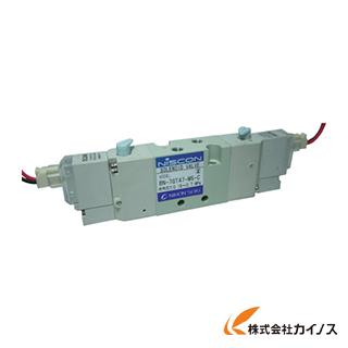 日本精器 4方向電磁弁M5ダブルAC200V7GT BN-7GT47-M5-C-E200