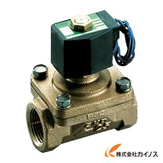 CKD パイロット式2ポート電磁弁(マルチレックスバルブ) AP11-20A-C4A-AC200V