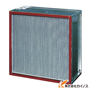 [定休日以外毎日出荷中] 610×610×150 カイノス 日本無機 ATME-17-Q-ES4:三河機工 耐熱180度HEPAフィルタ 店-DIY・工具