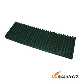 TRUSCO 防振パット 耐熱・耐油性 ベルトタイプ 15X600X1000 OHL-15-600CR