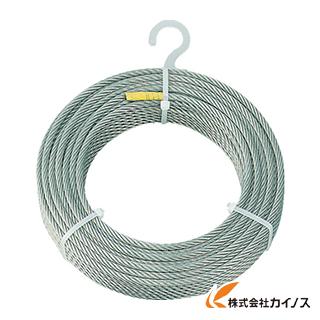 TRUSCO ステンレスワイヤロープ Φ5mmX100m CWS-5S100