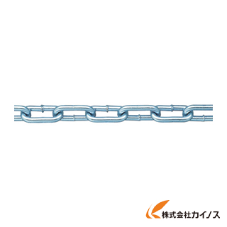 ニッサチェイン 鉄ユニクロ溶接リンクチェイン 5.5mm×30m IW2055
