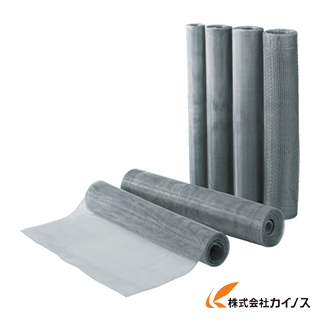 TRUSCO ステンレス平織金網 線径Φ0.12X目80X5m巻 SH-012080-5