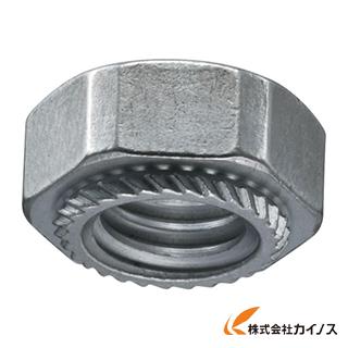 生産加工用品 ねじ ボルト ナット POP カレイナット 1000個 S4-07 S4-07 人気商品 M4 板厚0.8ミリ以上 正規逆輸入品