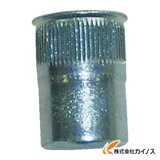 POP ポップナットローレットタイプスモールフランジ(M6)1000個入り SFH-640-SF