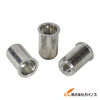 エビ ナット(1000本入) Kタイプ アルミニウム 6-3.2 NAK6M