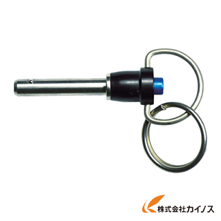 BALL-LOK[[(R)]] SINGLE ACTING PINS R HAN BLC4R12S (6個)