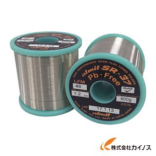 アルミット 鉛フリー糸半田 SR37LFM48-12