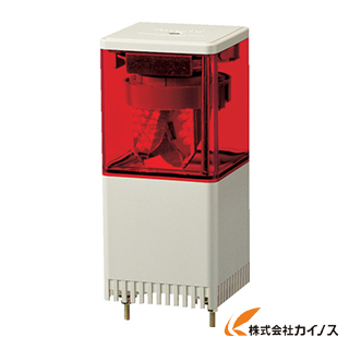 <title>生産加工用品 電気 電子部品 回転灯 パトライト 入荷予定 KES型 LED小型積層回転灯 82角 KES-102-R</title>